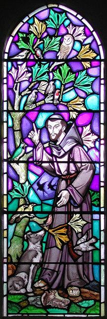 St Leonard, Badlesmere, Kent - Window