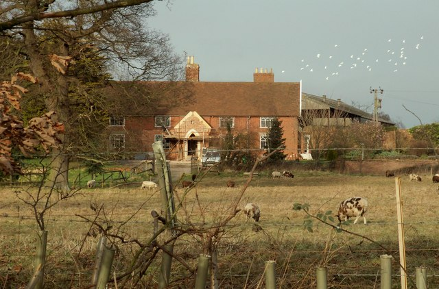 Farmhouse at Thorpe Hall