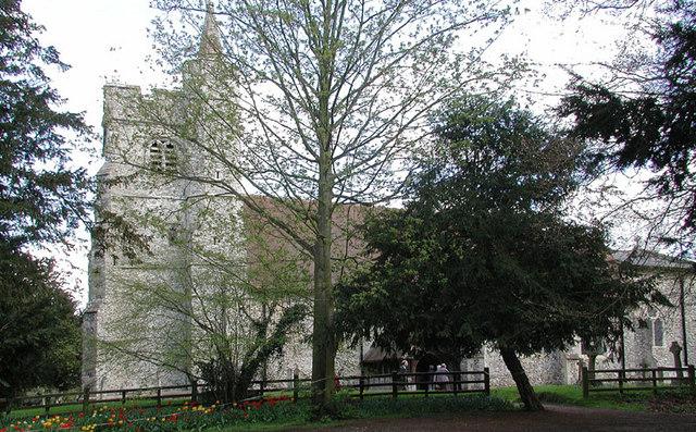 St James, Sheldwich, Kent