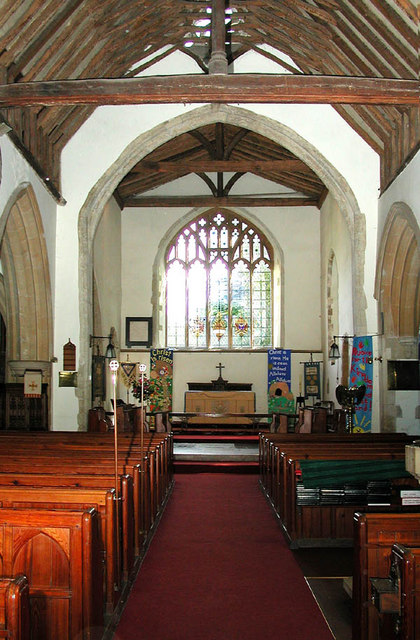 St James, Sheldwich, Kent - East end