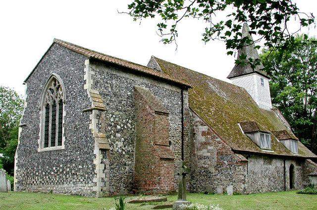 All Saints, West Stourmouth, Kent