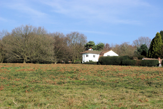 House on Ashdown Forest, Duddleswell