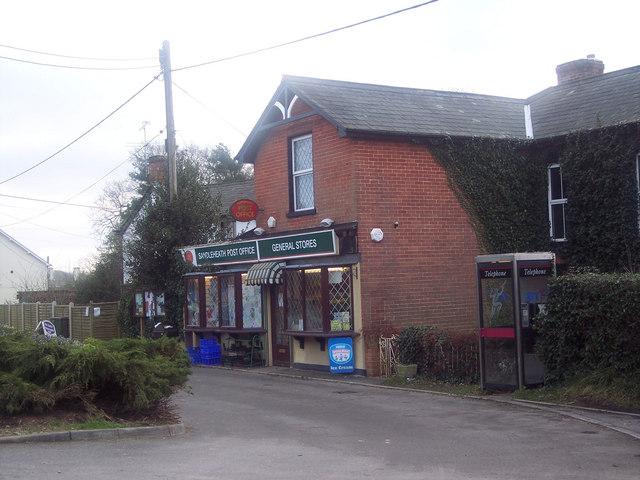 Sandleheath Post Office