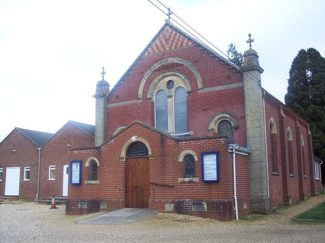 Alderholt Congretational Church