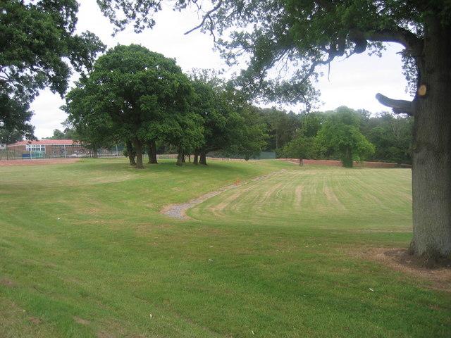 Rougemont School Fields