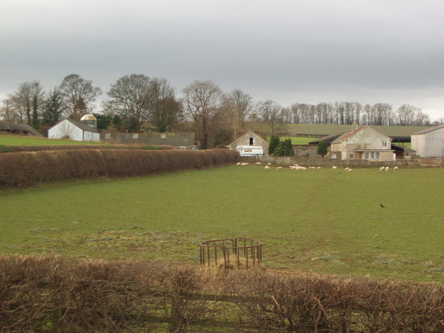 Sweep Farm, to the South of Wetherby