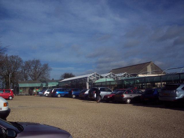 Wolvercroft Garden Centre