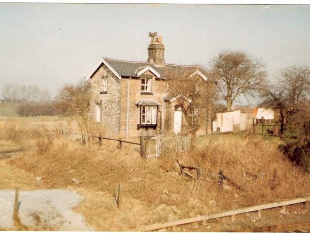 Old Railway House