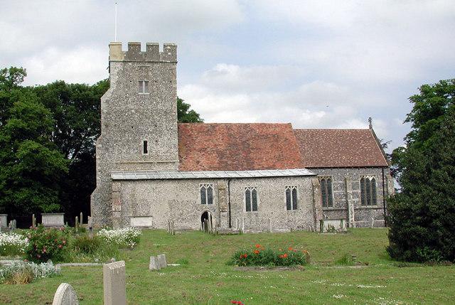 St Andrew, Wickhambreaux, Kent