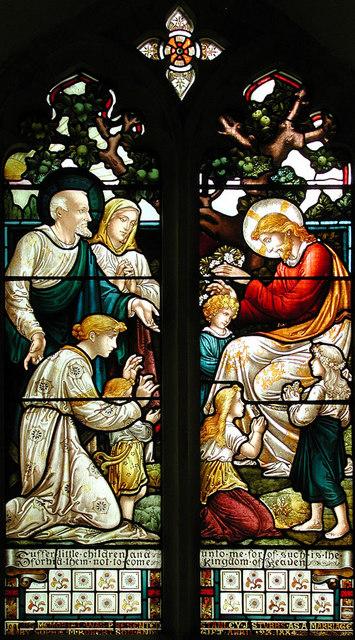 St Andrew, Wickhambreaux, Kent - Window
