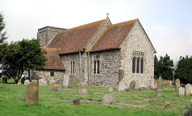 St Mary, Capel le Ferne, Kent