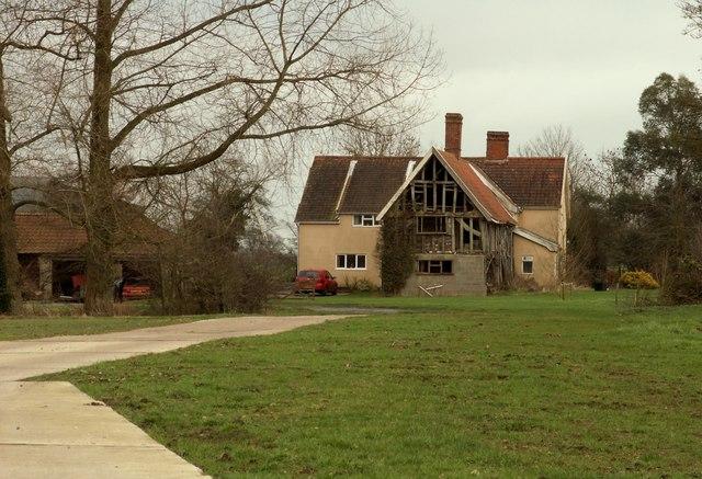 Farmhouse at Oaktree Farm