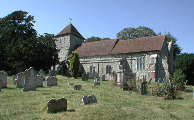 St Anthony of Panniers, Alkham, Kent