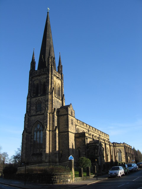 Holy Trinity Church Jesmond