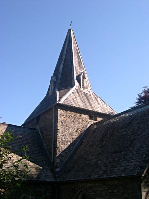 St Anthony Church Spire