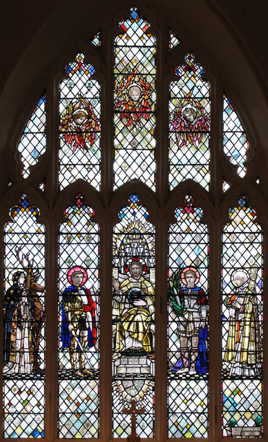 St Mildred, Nurstead, Kent - Window