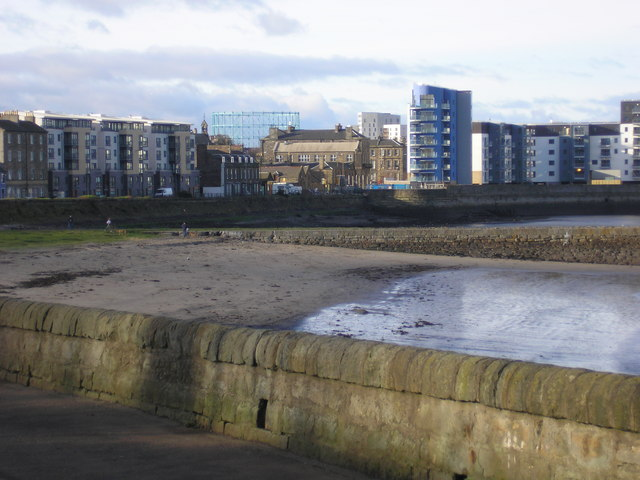 Wardie Bay and Granton Harbour