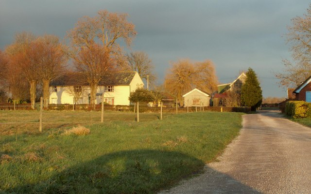 A view of Green Farm