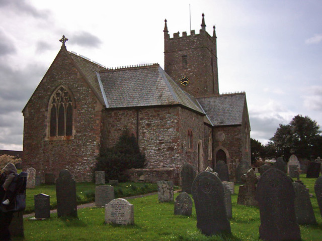 St Giles in the Wood Church