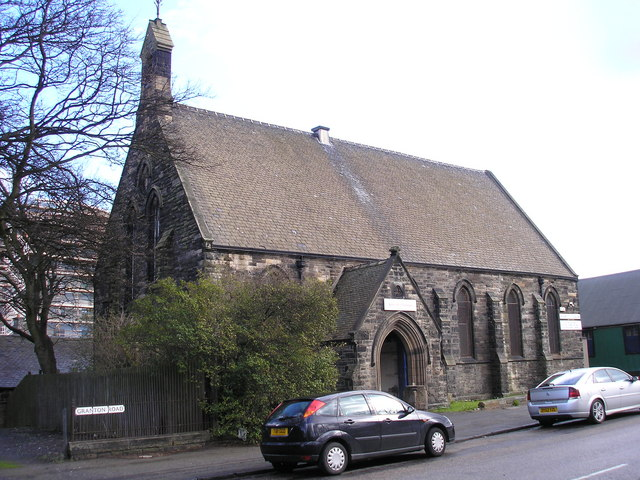 Disused Church - former Granton Parish Church