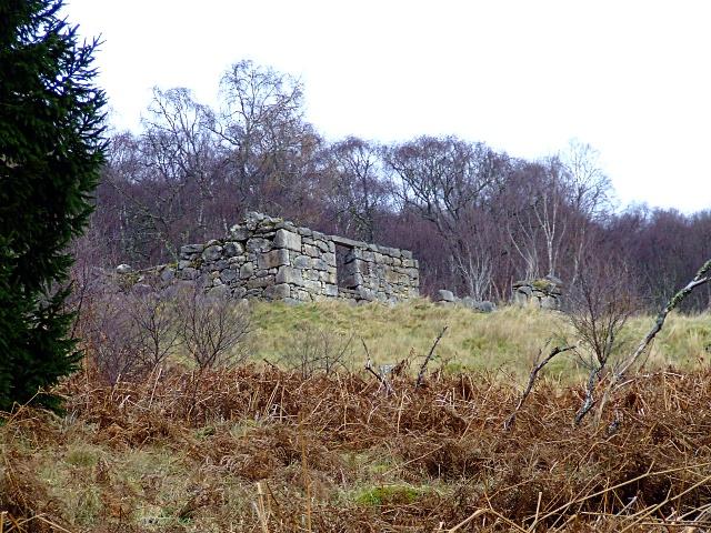 Ruin near Rivra