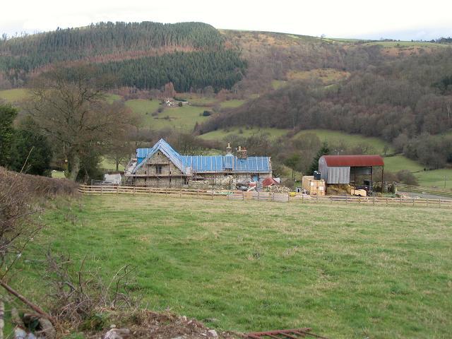 Farm near Bedwlwyn 1