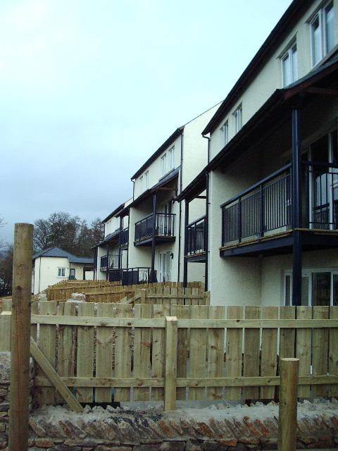 New housing, Nethercroft, Levens
