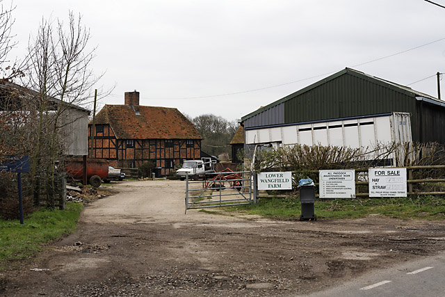 Lower Wangfield Farm, Curdridge