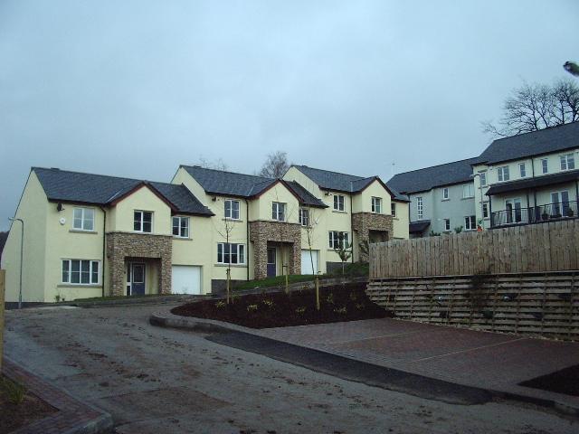New houses, Nethercroft, Levens