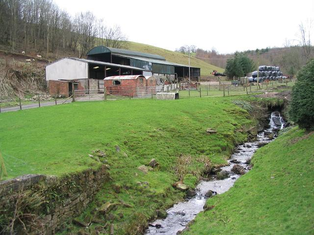 Farm at Craignant