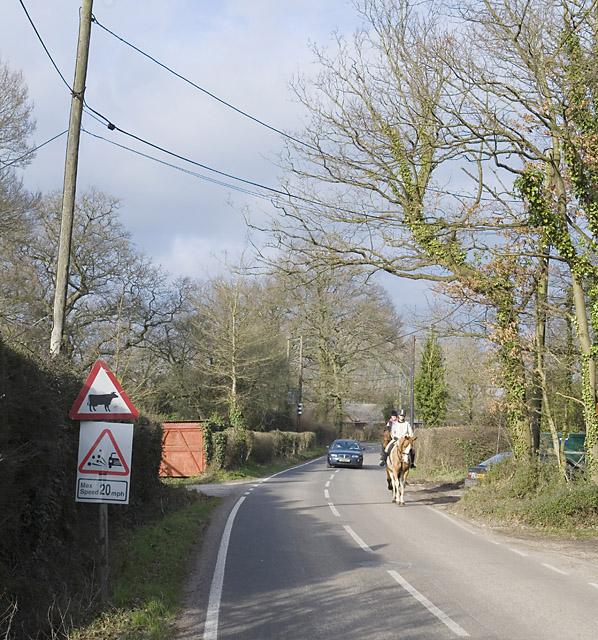 Wangfield Lane, Curdridge
