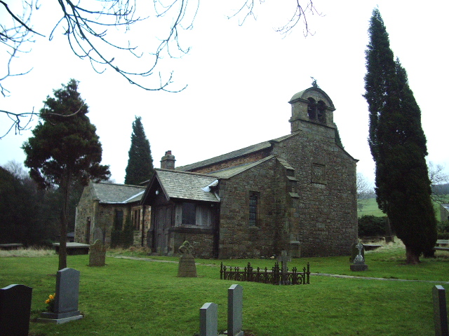 St Chad's Church, Claughton, Lancaster