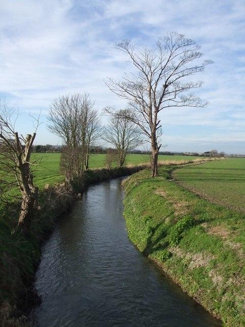 River Ouzel near Northall