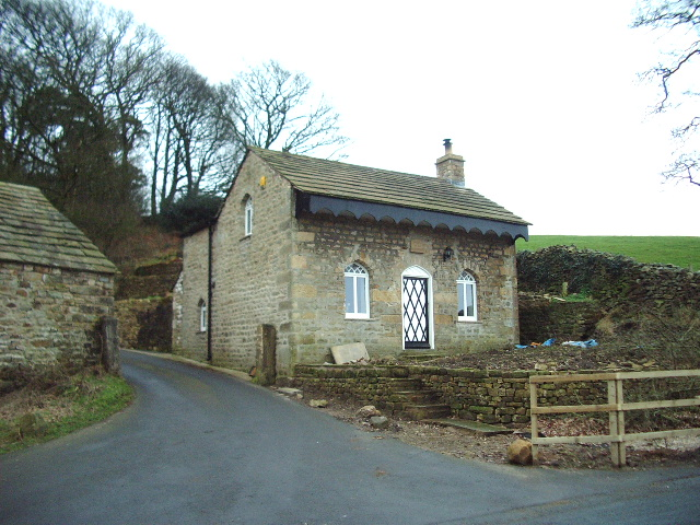 Oak Cottage, Caton