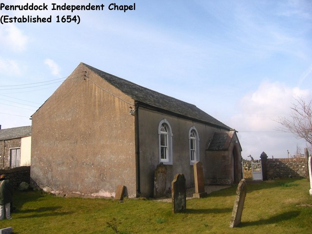 Penruddock Independent Chapel