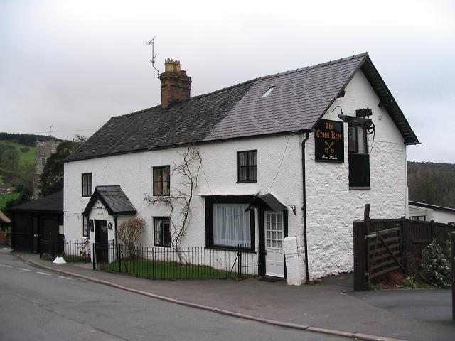 The Cross Keys free house