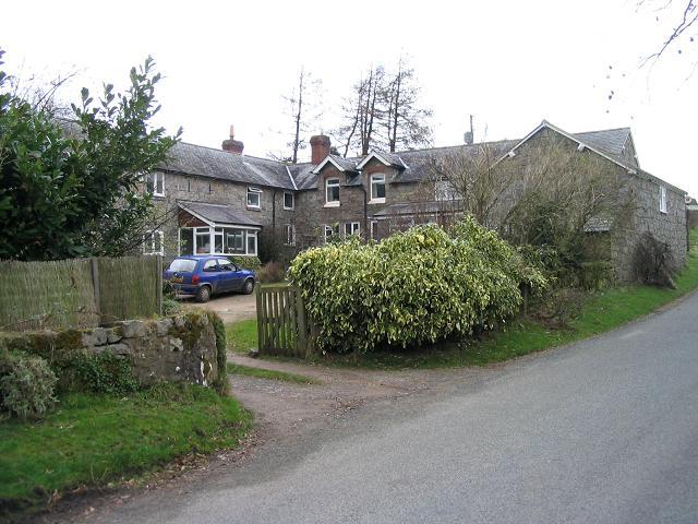 Crown House, Selattyn