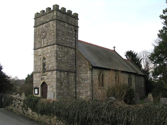 Christ Church at Rhydycroesau
