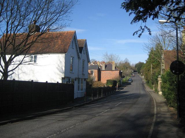 Highgate Hill, Hawkhurst