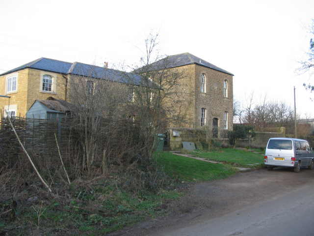Old Chapel House