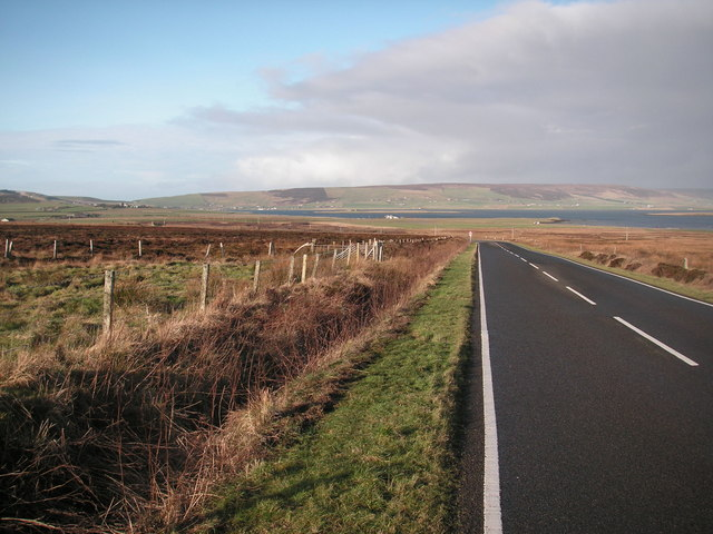 The Old Finstown Road