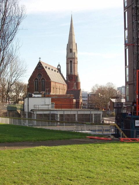 St Mary Magdalene church and school