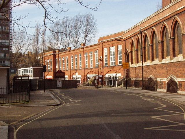 St Mary Magdalene primary school, Paddington