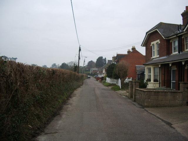 Clayton Road, Freshwater.
