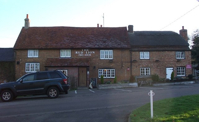 The Red Lion, Marsworth