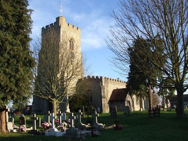 All Saints Church, Marsworth