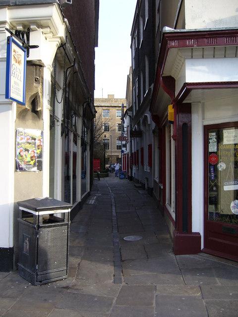 Corridors of Power Cambridge