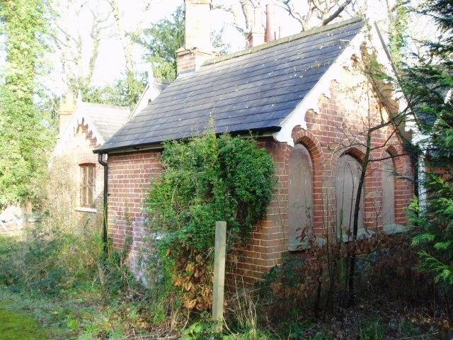 Woodhill Lodge