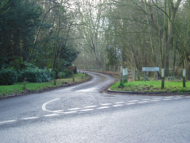 Woodhill Common Road