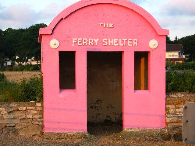 Warsash Ferry Shelter